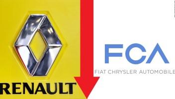 ¿Por qué fracasó el intento de fusión Renault-Fiat Chrysler?