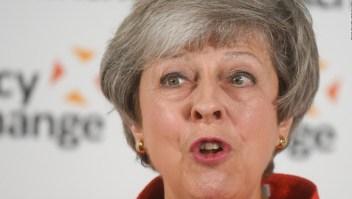 Se espera renuncia oficial de Theresa May