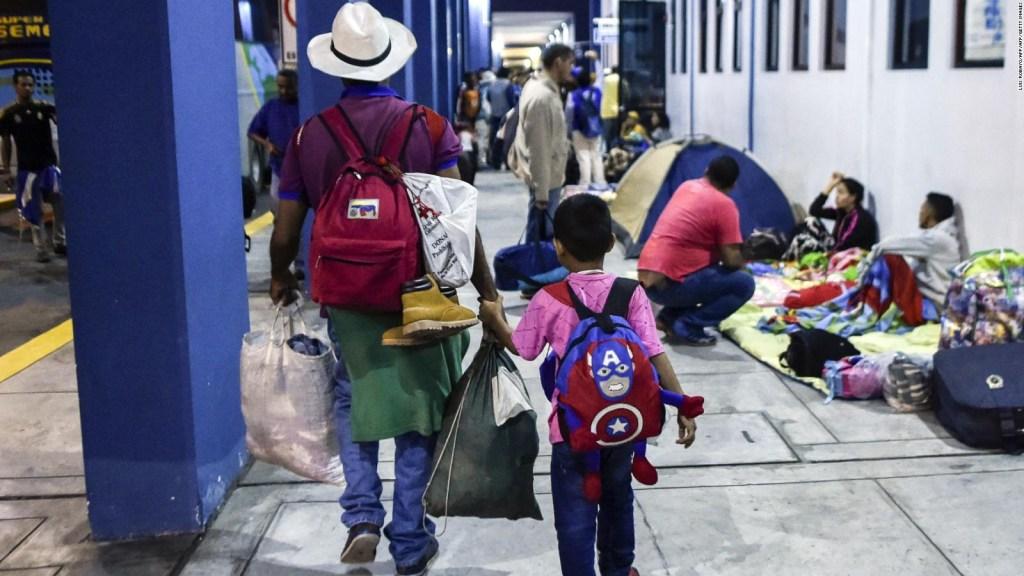 Cifra de venezolanos en Colombia seguirá aumentando