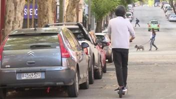 El furor por las patinetas eléctricas en Uruguay