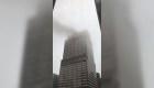 Helicóptero chocó contra edificio en Nueva York