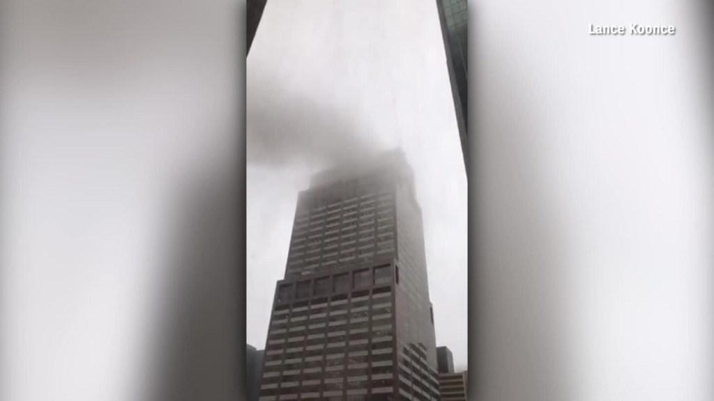 ¿Qué causó el accidente del helicóptero en Nueva York?