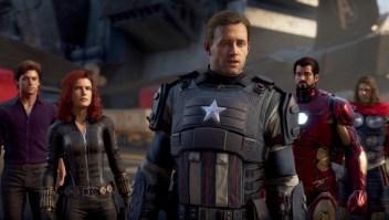 Avengers de Marvel será videojuego en el 2020