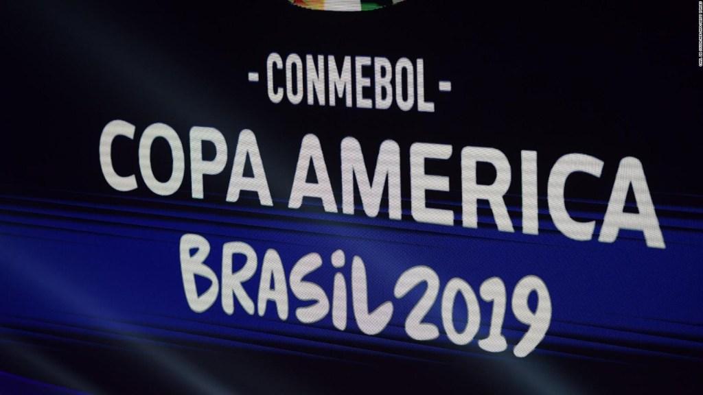 Todo listo para la Copa América