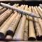 Suyana, lápices con papel reciclado