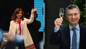 "Argentina: ""Macri y Cristina Fernández de Kirchner no son tan diferentes"""