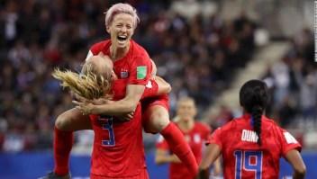 Selección femenina EE.UU. récord