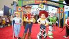 """Un tenedor de plástico es el nuevo miembro de la familia """"Toy Story"""""""