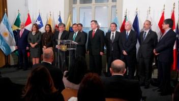 Grupo de Lima: ¿Qué tan acertado fue apoyar a Guaidó?