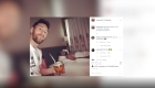 Lionel Messi bromea al Kun Agüero en instagram