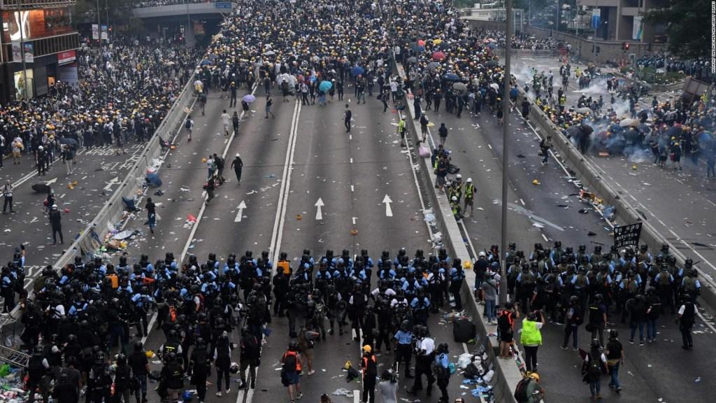 ¿Se eleva la tensión entre China y EE.UU. por el caso Hong Kong?