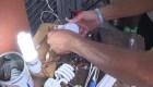 El ingenio de venezolano para sobrevivir y ayudar a otros