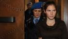 Amanda Knox vuelve a Italia tras 8 años libre