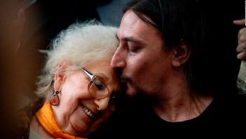 Argentina: Presentan al nieto recuperado número 130