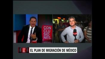 Conmoción en la frontera entre México y Guatemala