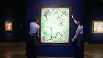 #ElDatoDeHoy: subastan obras de Picasso y Leger