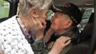 Reencuentro de amor 75 años después de la Segunda Guerra Mundial
