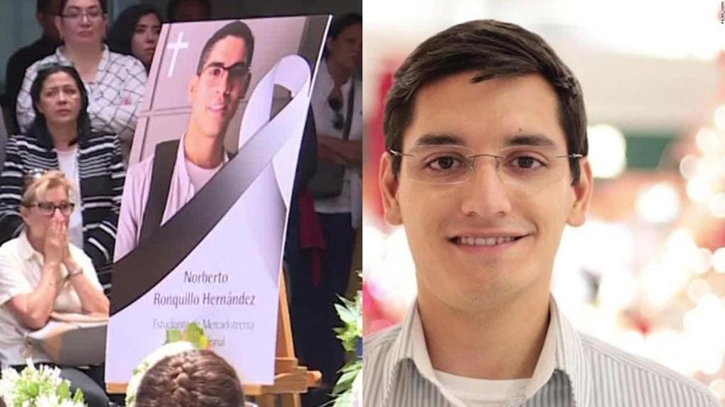 Una semana, dos universitarios asesinados en Ciudad de Mexico