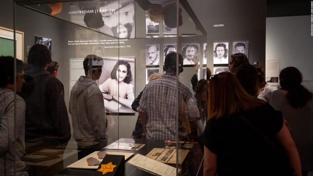 Nueva exposición sobre el Holocausto invita a reflexionar