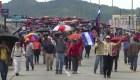 Honduras: no cesan las protestas