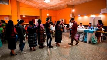 ¿Por qué se han retrasado los resultados electorales en Guatemala?