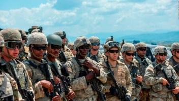 Envío de tropas estadounidenses al Golfo Pérsico aumenta  tensión con Irán
