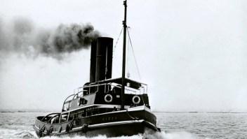 Hallan un barco hundido en 1917
