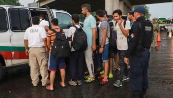 Empresarios del sur piden apoyos a AMLO ante crisis migratoria