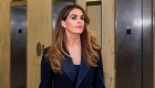 Hope Hicks responde en el Congreso