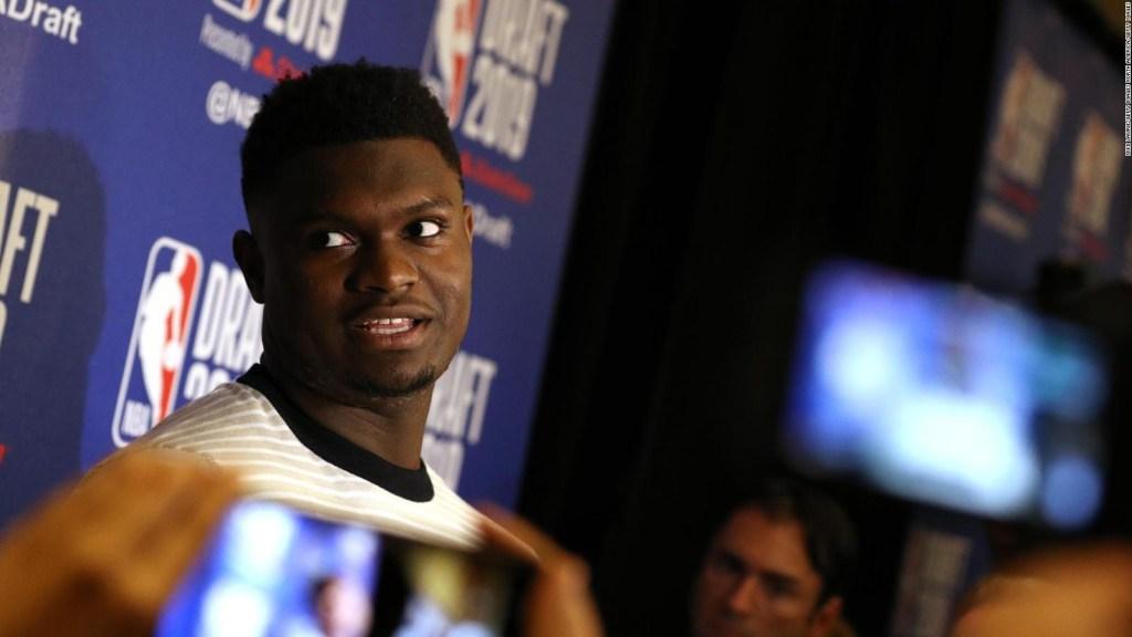 Atentos a Zion Williamson. Aquí las cinco nuevas estrellas del draft de la NBA