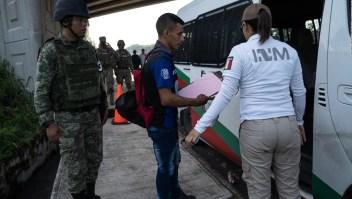 AMLO pide respeto y buen trato a migrantes