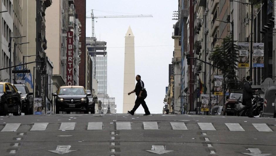 Argentina: El desempleo llega al 10,1%