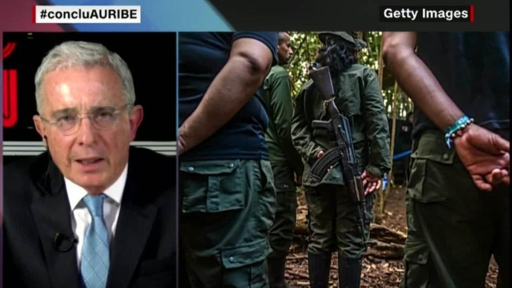 """Álvaro Urie: """"La política de Duque es cero asesinatos"""""""