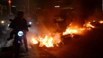 Honduras en medio de protestas contra Juan Orlando Hernández