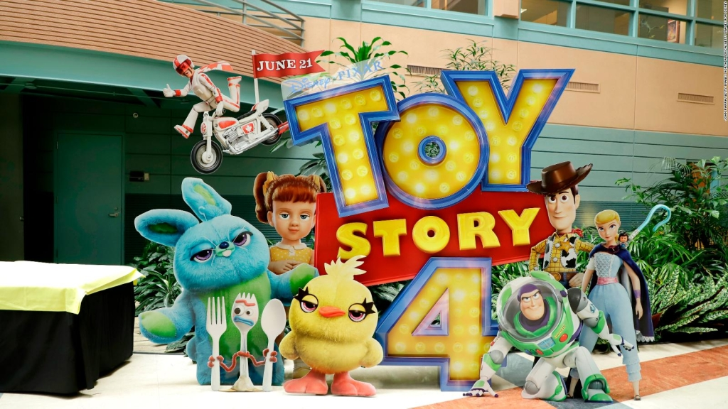 Toy Story, entre los cinco mejores filmes de Pixar