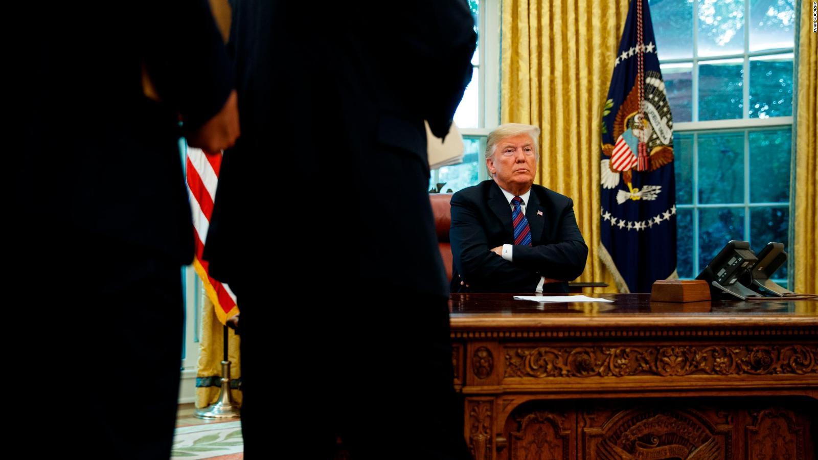El dilema de Trump con Irán: ¿operación militar o seguir con la presión diplomática?