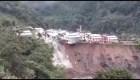 Al menos un muerto por deslizamientos en Ecuador