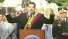 """Maduro llama """"bastardo oligarca"""" al presidente Iván Duque"""