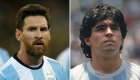 ¿Messi o Maradona? ¿A quién escogería Ronaldo para ser su 10?