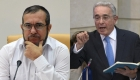 ¿Podría Timochenko reunirse con Uribe?