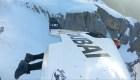"""""""Jetman"""" se eleva a sobre los Alpes italianos"""