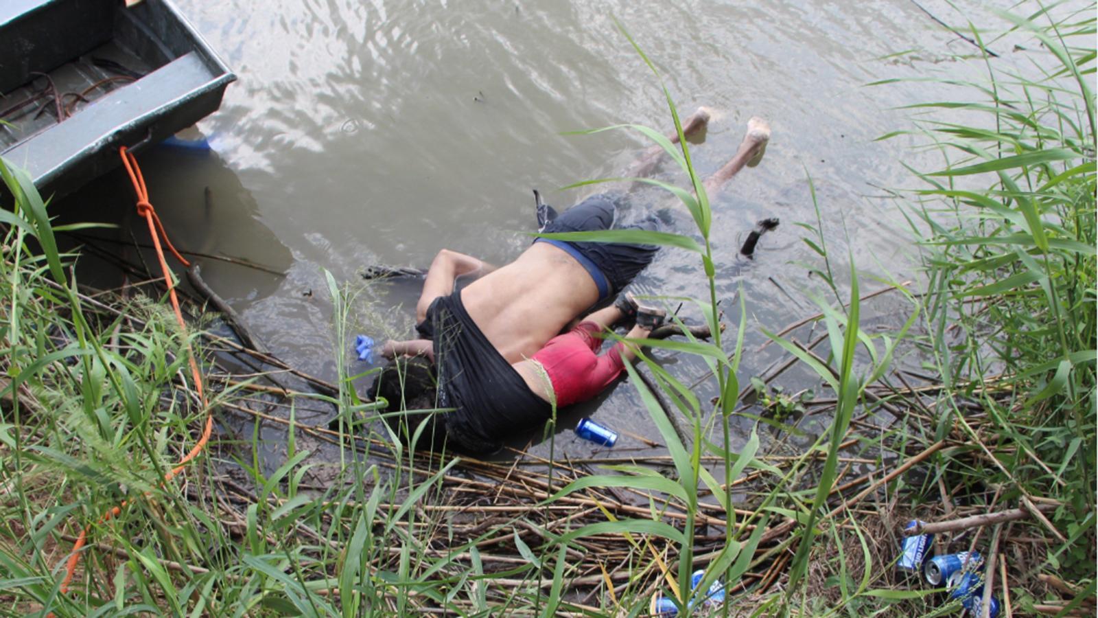 EFE El Salvador repatriará cuerpos de migrantes ahogados