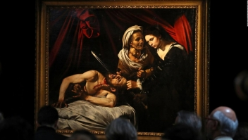 """Venden un Caravaggio """"perdido"""" a US$ 170 millones"""