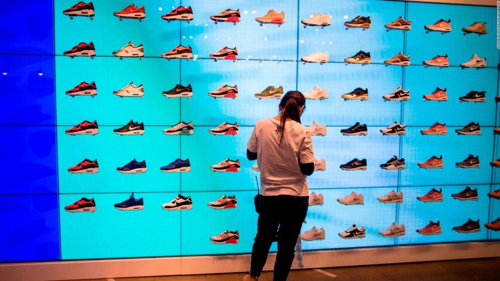 Nike retira de la venta en China un nuevo calzado