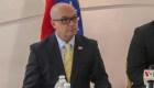 Venezuela: Simonovis, excomisario de Caracas, habla con la prensa
