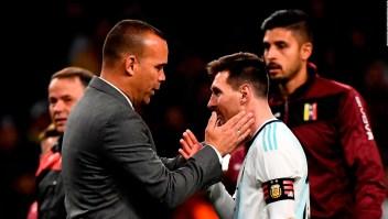 Dudamel: Cuando ves a Messi entiendes por qué es el mejor