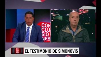 Iván Simonovis se reunió con Elliott Abrams