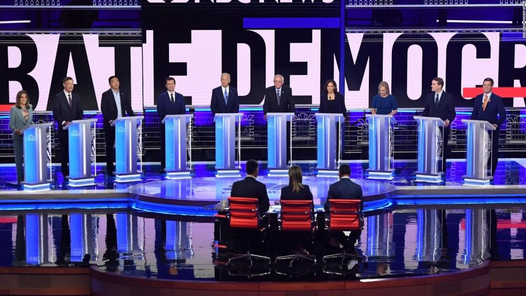 La economía: ¿por fin en un debate?