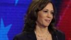 Una historia le ayuda a Kamala Harris destacarse en el debate Demócrata