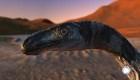 Encuentran nuevo dinosaurio en Brasil